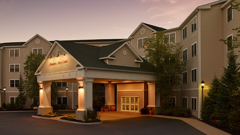 Hampton Inn & Suites North Conway banner image